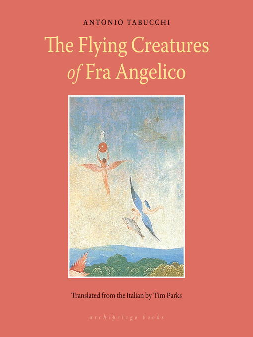 The Flying Creatures of Fra Angelico