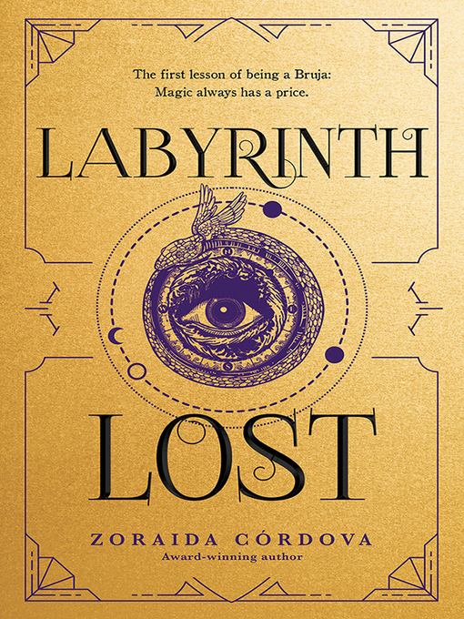 Labyrinth Lost: Brooklyn Brujas Series, Book 1