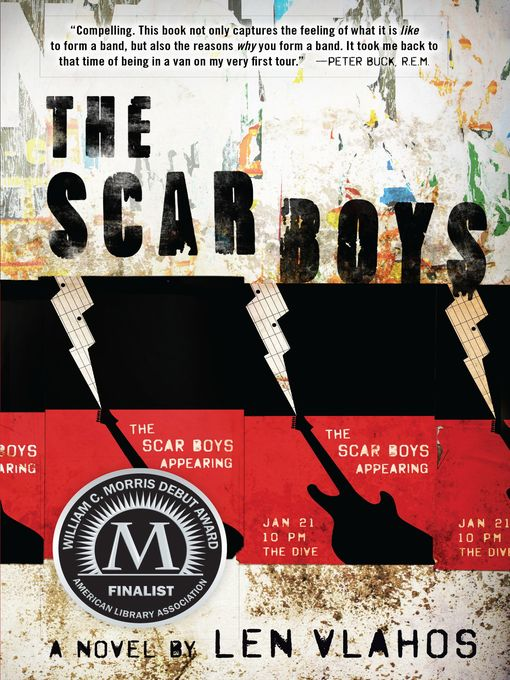 The Scar Boys: Scar Boys Series, Book 1