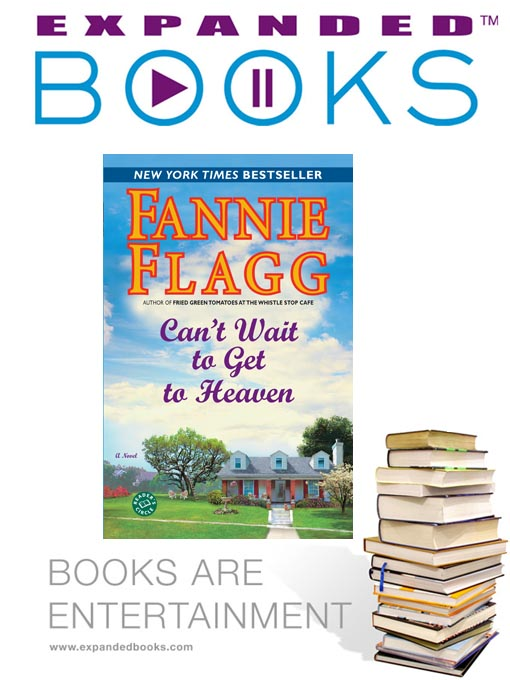 Expanded Books Interview: At Home With Fannie Flagg - Book Club DVD Offer