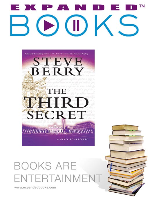 Expanded Books Interview: The Third Secret
