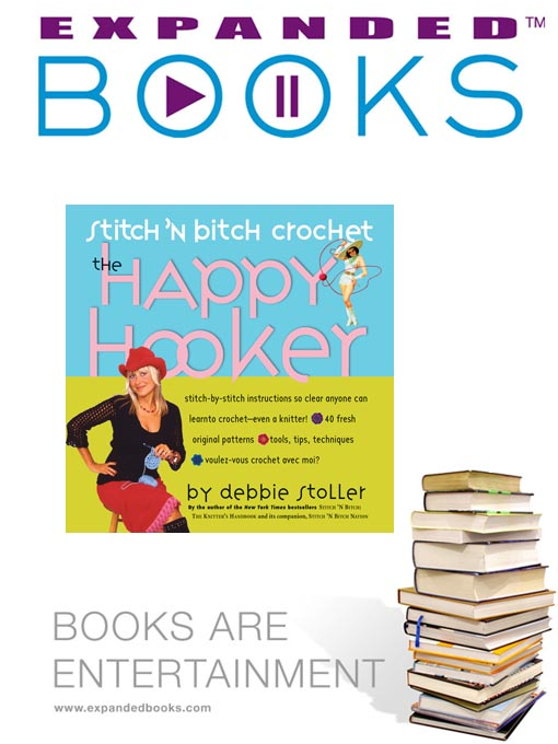Expanded Books Interview: Happy Hooker