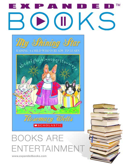 Expanded Books Interview: My Shining Star