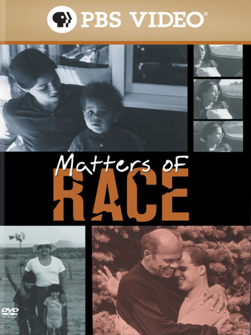 Matters of Race: Tomorrow's America