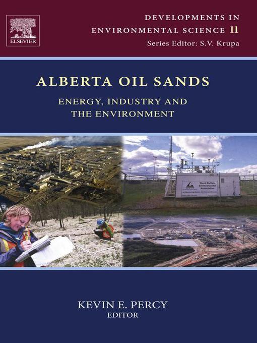 Developments in Environmental Science, Volume 11