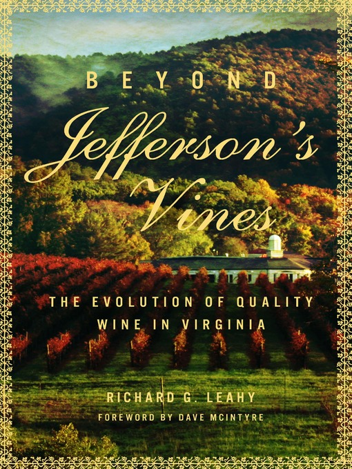 Beyond Jefferson's Vines
