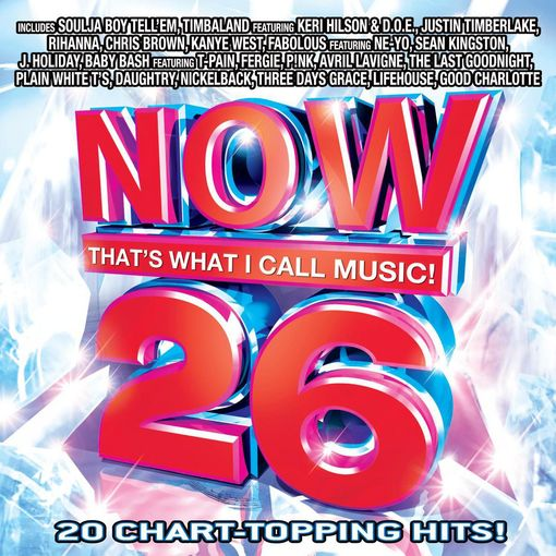 Now That's What I Call Music Volume 26
